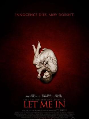 Let Me In Fetal Poster