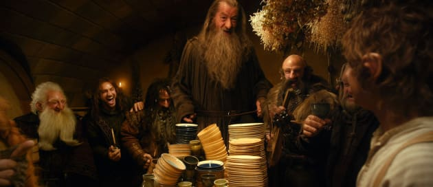 Ian McKellen The Hobbit Still