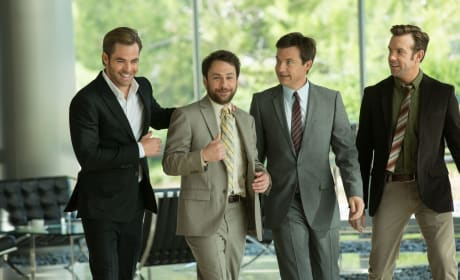 Horrible Bosses 2 Charlie Day Chris Pine Jason Sudeikis
