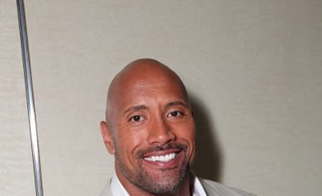 Dwayne Johnson CinemaCon Picture