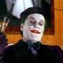 The Joker drinking