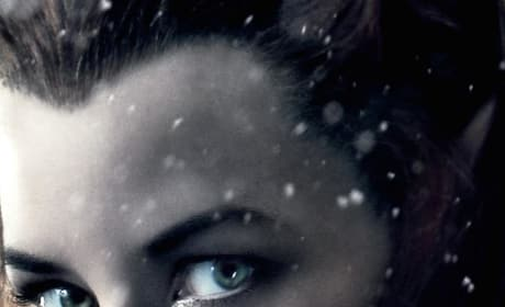 The Hobbit: The Battle of the Five Armies Tauriel Poster