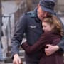 The Book Thief Sophie Nelisse Geoffrey Rush