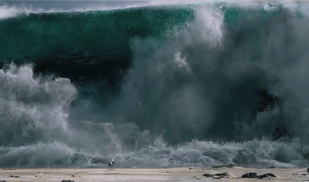Exodus: Gods and Kings Red Sea Parting