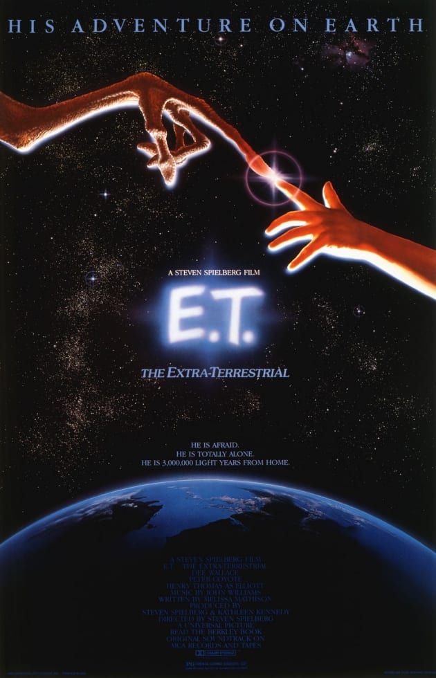 E.T.: The Extra-Terrestrial Picture