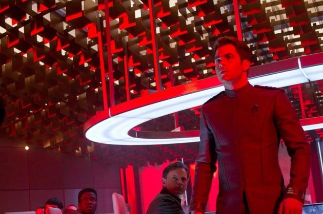 Star Trek Into Darkness James T. Kirk