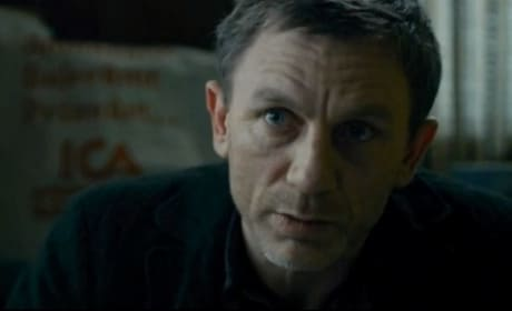 The Girl with the Dragon Tattoo Star Daniel Craig