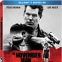 The November Man DVD