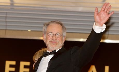Steven Spielberg Red Carpet Picture