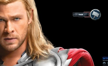 The Avengers Wallpaper: Thor