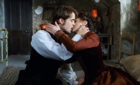 Robert Pattinson is Sultry in Four New Bel Ami Photos