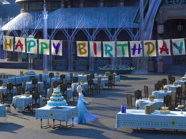 Anna's Birthday Party!