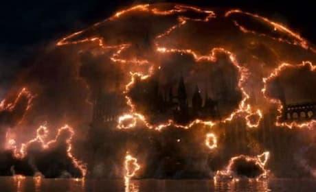 Hogwarts Shield!