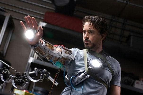 An Iron Man Picture