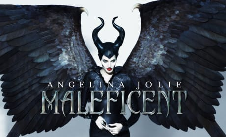 Maleficent Wings Poster