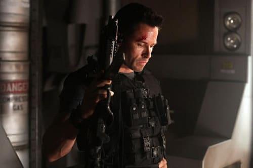 Guy Pearce in Lockout