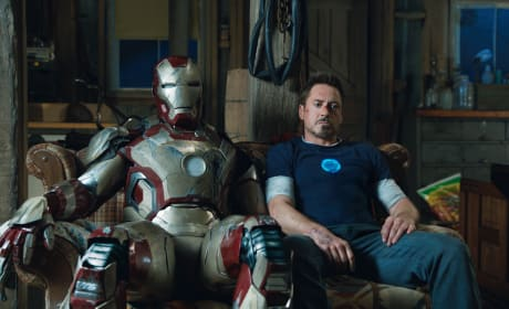 Robert Downey, Jr. Will Return as Iron Man for The Avengers 2 and 3!