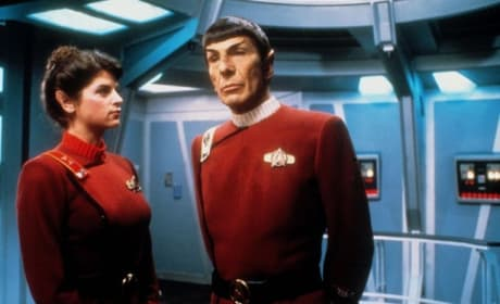 Star Trek II: The Wrath of Khan Leonard Nimoy