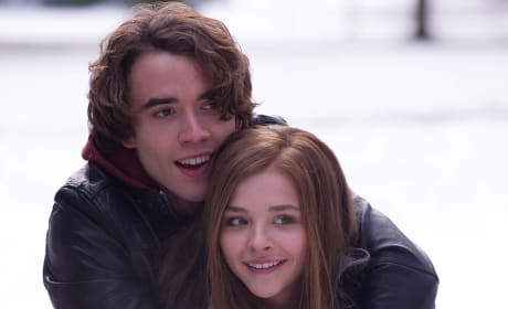 If I Stay Chloe Grace Moretz And Jamie Blackley