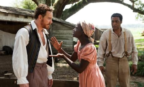 12 Years a Slave Star Michael Fassbender