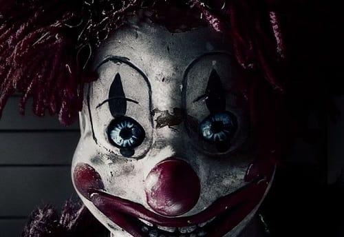 Poltergeist Clown Still