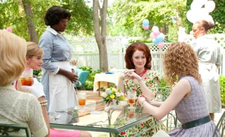 Aibileen Tending to the White Women