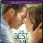 The Best of Me DVD Review: Valentine's Day Comes Early
