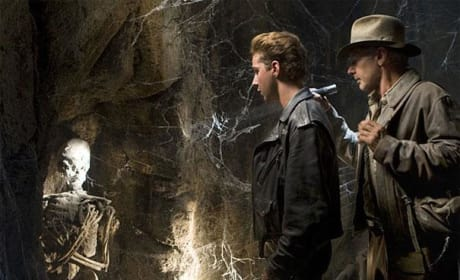Harrison Ford Dishes on Life, Indiana Jones and the Kingdom of the Crystal Skull