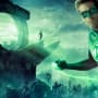 Green Lantern Billboard Poster