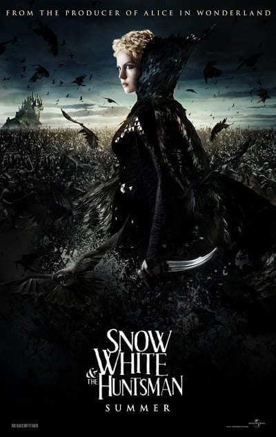Charlize Theron in Snow White and the Huntsman Character Poster