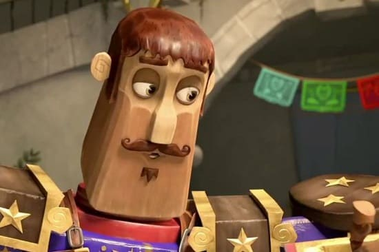The Book of Life Channing Tatum