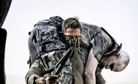 Mad Max Fury Road Tom Hardy Nicholas Hoult