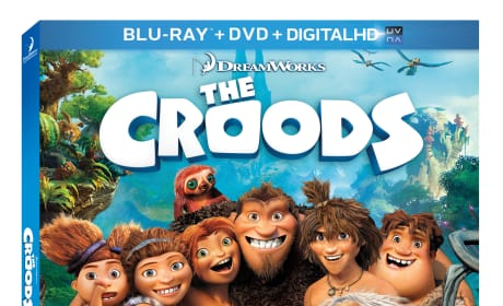 The Croods DVD Review: History's First Animated Family Comedy