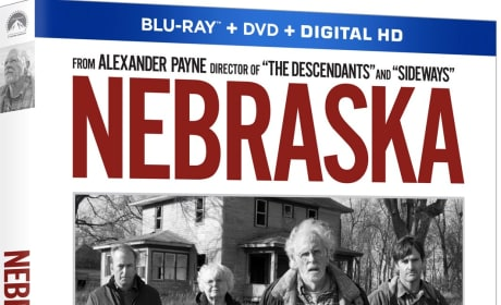 Nebraska DVD/Blu-Ray