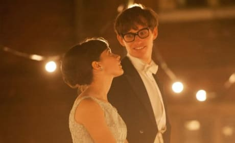 The Theory of Everything Eddie Redmayne Felicity Jones