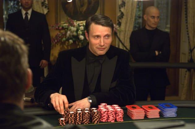 Le Chiffre in Casino Royale