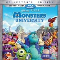 Monsters University DVD/Blu-Ray Combo Pack