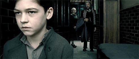 Young Voldemort