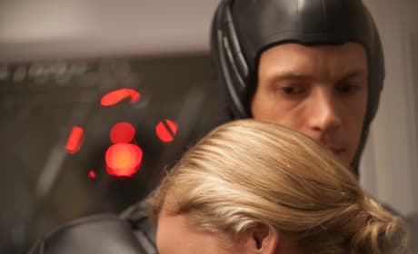 Robocop Exclusive: Abbie Cornish Comes Full Circle