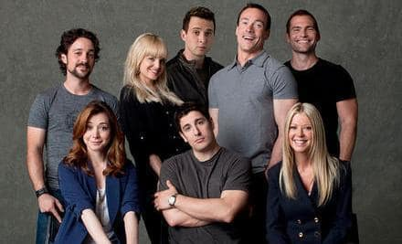 The Cast of American Reunion