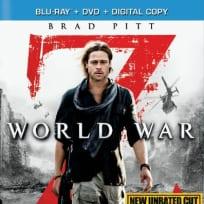 World War Z Blu-Ray/DVD Combo Pack