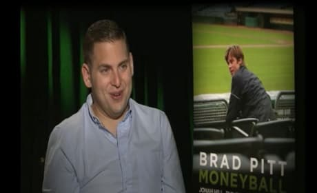 Jonah Hill Exclusive: Moneyball Video Interview