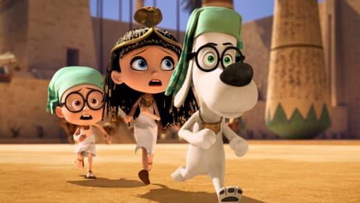 Mr. Peabody & Sherman Still