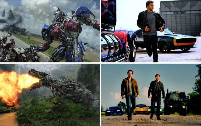 Optimus prime action transformers age of extinction