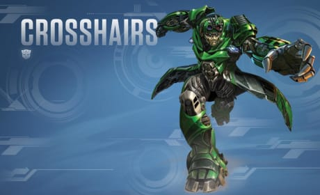 Transformers Age of Extinction Crosshairs