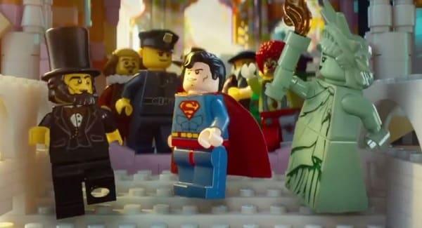 The LEGO Movie Superman