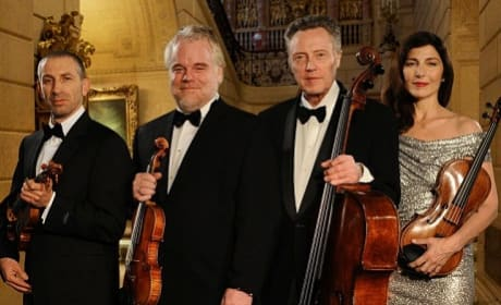 Christopher Walken, Catherine Keener, Philip Seymour Hoffman in A Late Quartet