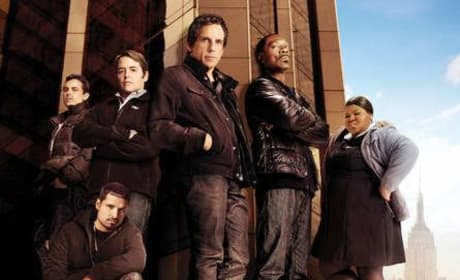 The Cast of Tower Heist