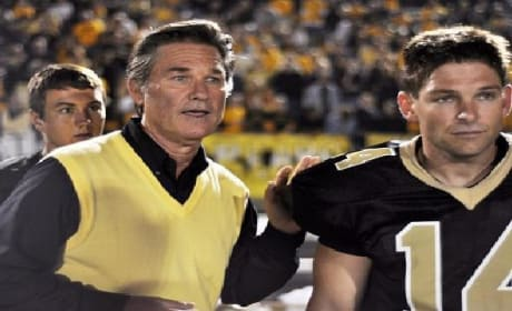 Touchback Trailer: Kurt Russell's Football Film