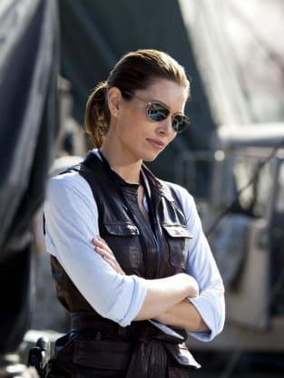 Jessica Biel as Lt. Sosa